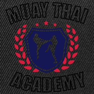 Muay thai Academy Sweat-shirts - Casquette snapback