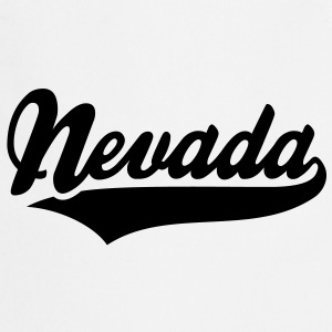 Nevada T-Shirt BW - Cooking Apron
