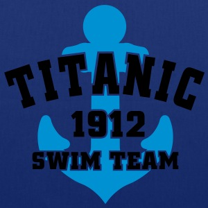 Titanic 1912 SwimTeam T-Shirts - Stoffbeutel