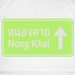 Nong Khai, Thailand / Highway Road Traffic Sign - Baseball Cap