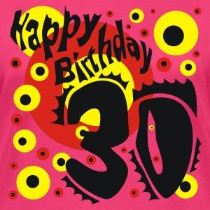 suchbegriff 39 30 geburtstag 39 t shirts online bestellen spreadshirt. Black Bedroom Furniture Sets. Home Design Ideas