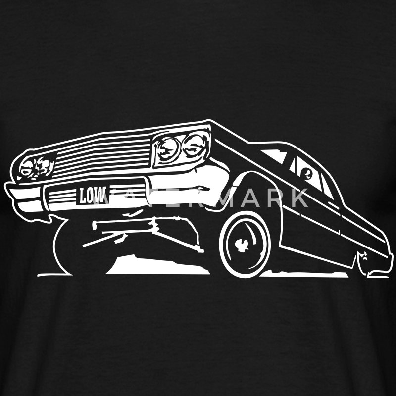 Lowrider Tee shirts - T-shirt Homme