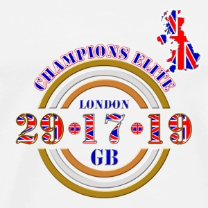 champions elite british athletics Bottles & Mugs - Men's Premium T-Shirt