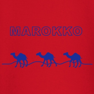 Marokko Shirts - Baby Long Sleeve T-Shirt