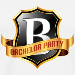 Bachelors Party 1 (dd)++ Vesker - Premium T-skjorte for menn