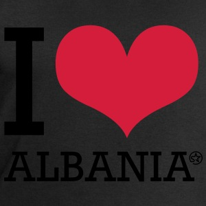 I LOVE ALBANIA Tee shirts - Sweat-shirt Homme Stanley & Stella