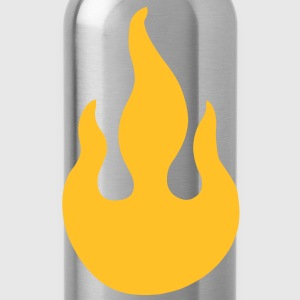 Flame Symbol Bags  - Water Bottle