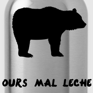 Ours mal léché - Gourde