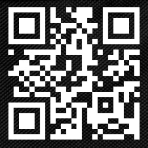 QR code we are anonymous - Kinder Rucksack