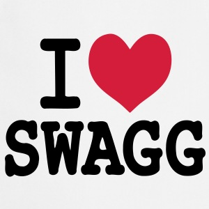 I love SWAGG original Shirts - Cooking Apron