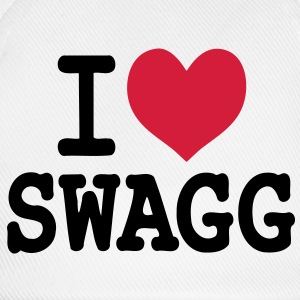 I love SWAGG original Shirts - Baseball Cap