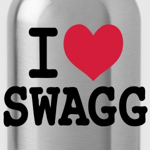 I love SWAGG original T-Shirts - Water Bottle