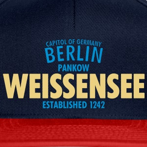 Capitol Of Germany Berlin - Weissensee - Snapback Cap