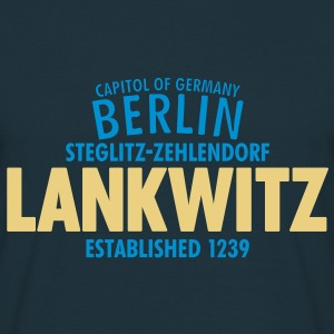 Capitol Of Germany Berlin - Lankwitz - Männer T-Shirt