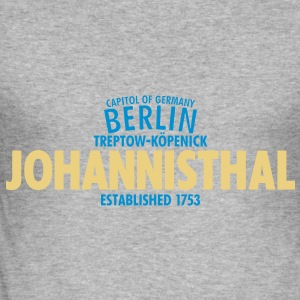Capitol Of Germany Berlin - Johannisthal - Männer Slim Fit T-Shirt