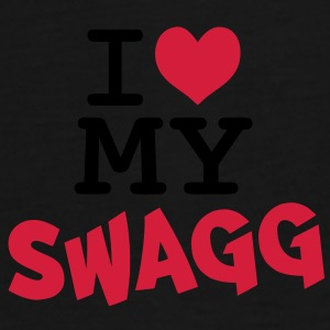 I love my swagg Bags  - Men's Premium T-Shirt