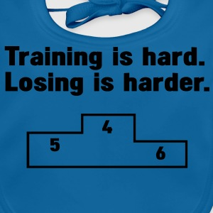 Training vs losing Kinder T-Shirts - Baby Bio-Lätzchen