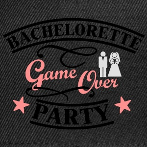 Bachelorette Game Over Gensere - Snapback-caps