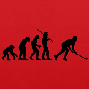 Hockey  Evolution T-Shirt - Stoffbeutel