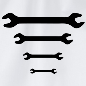 4 wrench T-Shirts - Drawstring Bag