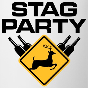 Stag Party 2 (2c)++ T-shirts - Kop/krus