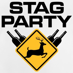 Stag Party 2 (2c)++ Kinder shirts - Baby T-shirt