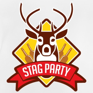 Stag Party 1 (dd)++ Kinder shirts - Baby T-shirt