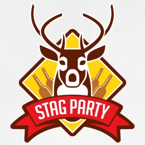 Stag Party 1 (dd)++ Bags  - Baseball Cap