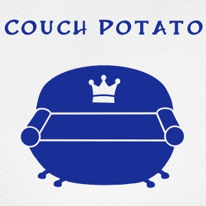 Couch Potato T-Shirts - Baseball Cap