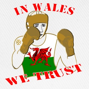 National Boxing in Wales we trust classic tee shirt - Baseball Cap