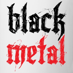 Black Metal T-shirts - Kop/krus