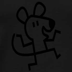 Kleine Maus! by Cheerful Madness!! Regenschirme - Männer Premium T-Shirt