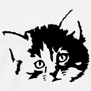 Cute lil´cat - Männer Premium T-Shirt