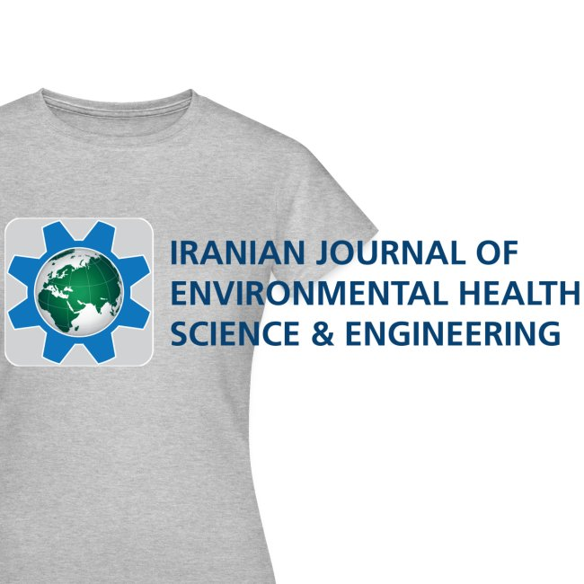 Iranian Journal of Environmental Health Science & Engineering women's t-shirt