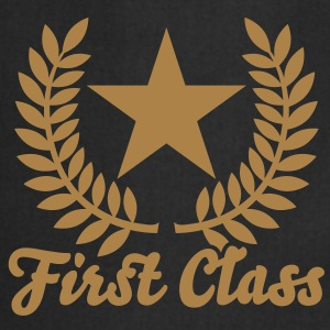 First Class T-Shirts - Keukenschort