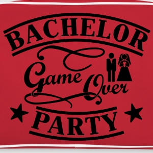Bachelor Game Over Camisetas - Bandolera retro