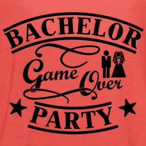 Bachelor Game Over Magliette - Top da donna della marca Bella