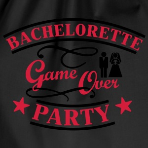 Bachelorette Game Over Magliette - Sacca sportiva