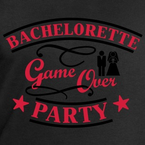 Bachelorette Game Over T-Shirts - Männer Sweatshirt von Stanley & Stella