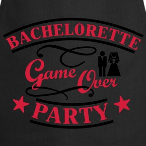 Bachelorette Game Over T-shirts - Förkläde