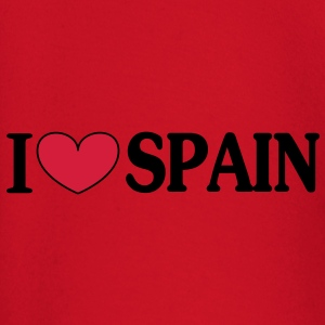 i love spain -  T-Shirts - Baby Long Sleeve T-Shirt