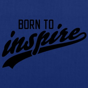 born to inspire T-Shirts - Tote Bag