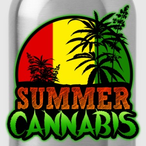 summer cannabis Tee shirts - Gourde