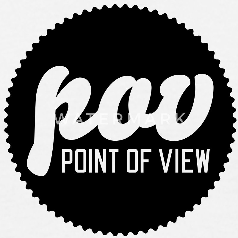 POV | Point of view T-Shirts - Männer T-Shirt