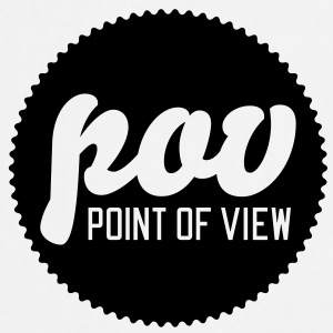 POV | Point of view T-Shirts - Cooking Apron