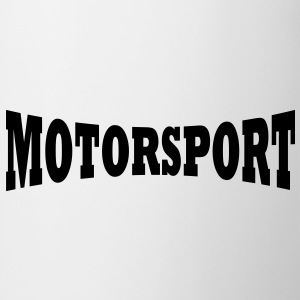 Motorsport T-Shirt - Tasse