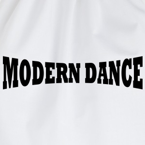 Modern Dance T-Shirt - Turnbeutel