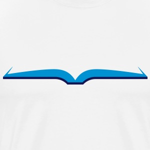 Book 2 (2c)++  Aprons - Men's Premium T-Shirt