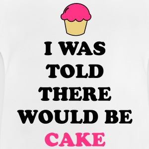 I Was Told Cake Barn-T-shirts - Baby-T-shirt