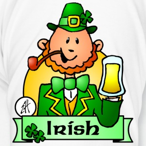 St. Patrick's day - Premium T-skjorte for menn